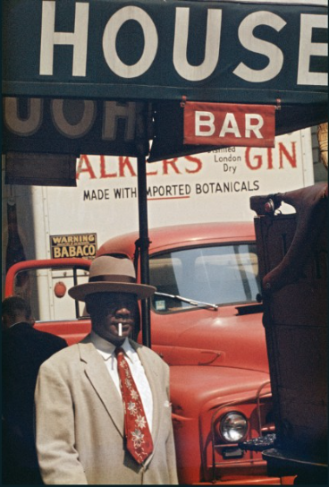 Saul Leiter - Early Color