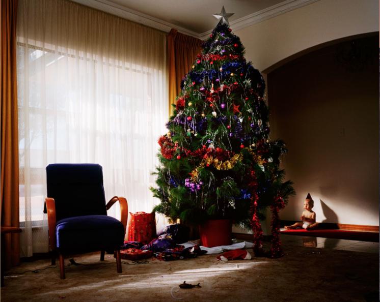 Trente Park - The Christmas Tree Bucket