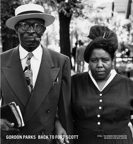 Gordon Parks - Fort Scott